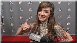 Christina Grimmie | Mom's Advice & Tattoo | The Voice S6 Top 12