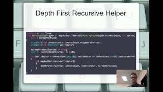 Graph Traversals: Depth-first And Breadth First