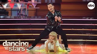 Olivia Jade's Foxtrot – Dancing with the Stars