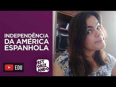 Independência América Espanhola