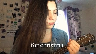 my anthem - for christina grimmie