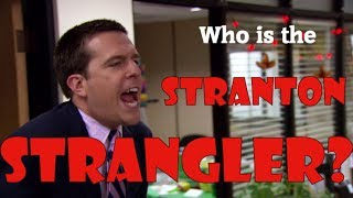 Who IS the Scranton Strangler? Evidence for Gabe, Andy, and Phyllis