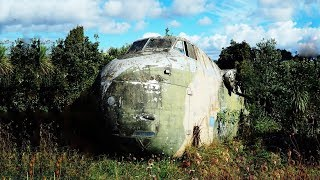 12 Most Amazing Abandoned And Forgotten Aircraft
