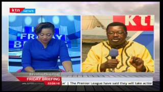 Mind your Language with Willice 'the word Master' Ochieng', February 3rd 2017