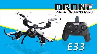 Video: Video Recensione Eachine E33C, un drone Low Cost d ...