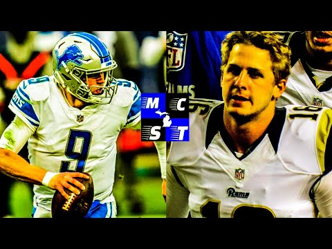 Detroit Lions Trade Matt Stafford to Los Angeles Rams For Jared Goff & 2 1st & 3rd Picks!!!