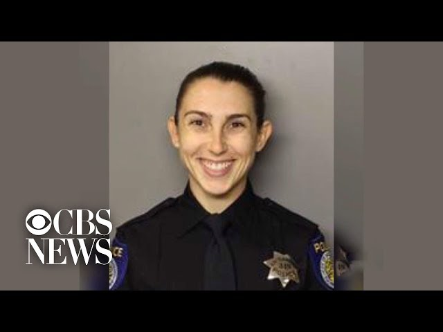 Sacramento community remembers slain rookie officer
