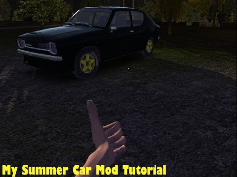 Anyone Know How To Install Mods My Summer Car General