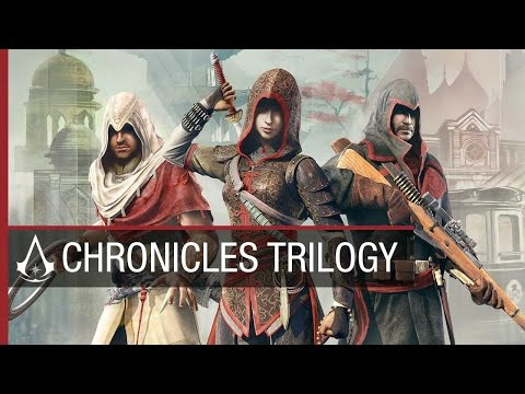 Trailer de Assassin's Creed Chronicles Trilogy