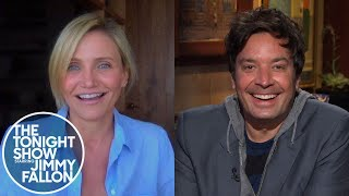 Cameron Diaz Gushes About Being A New Mom