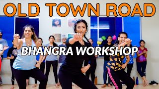 Bhangra Empire - Old Town Road Workshop - Lil Nas X ft Billy