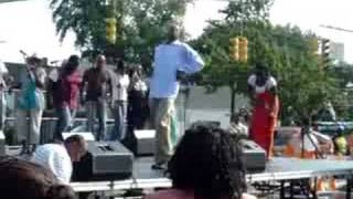 Donnie McClurkin Battle Dancing(See Christians can have fun)
