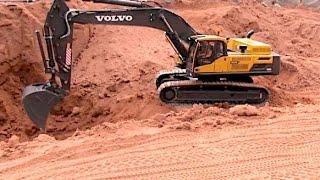 rc excavator volvo ec 480 d - मुफ्त ऑनलाइन