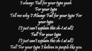 Dondria-Fall for your type (remix) ft. Jamie Foxx/Drake