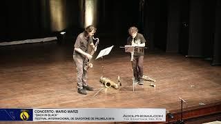 FISPalmela 2019 – Mario Marzi & Achille Succi – Bach in black I
