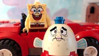 lego spongebob no free rides