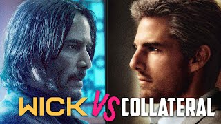 John Wick VS Collateral | Who Was Better?