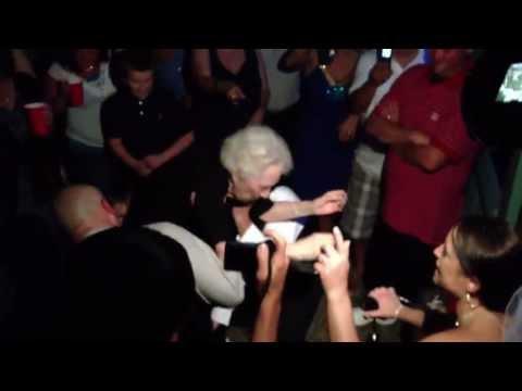 Keg Stand Grandma Bride