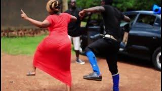 King Kong MC Of Uganda Performing A Song From South Africa Called Daliwami