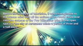 The Two Witnesses of Revelation Chapter 11 - Patrick Bukassa