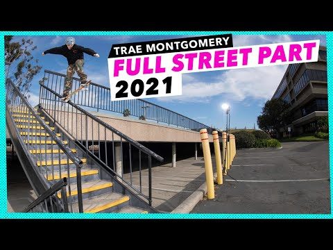 preview image for RETURN OF THE TANK: 10 YEAR OLD TRAE MONTGOMERY'S SAN DIEGO DESTRUCTION | Santa Cruz Skateboards
