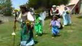 She Moved Through The Fair - A Celtic Wedding Procession