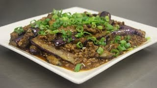 How to Make Eggplants with Garlic Sauce) Semi-Authentic