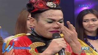 Wowowin: Super Tekla, emosyonal sa kanyang kaarawan