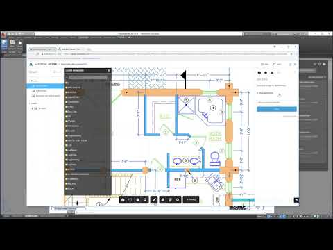 AutoCAD 2019 Shared Views Demonstration