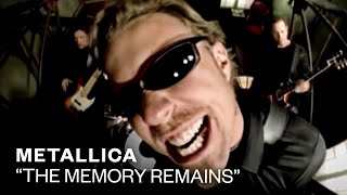 Metallica - Memory Remains