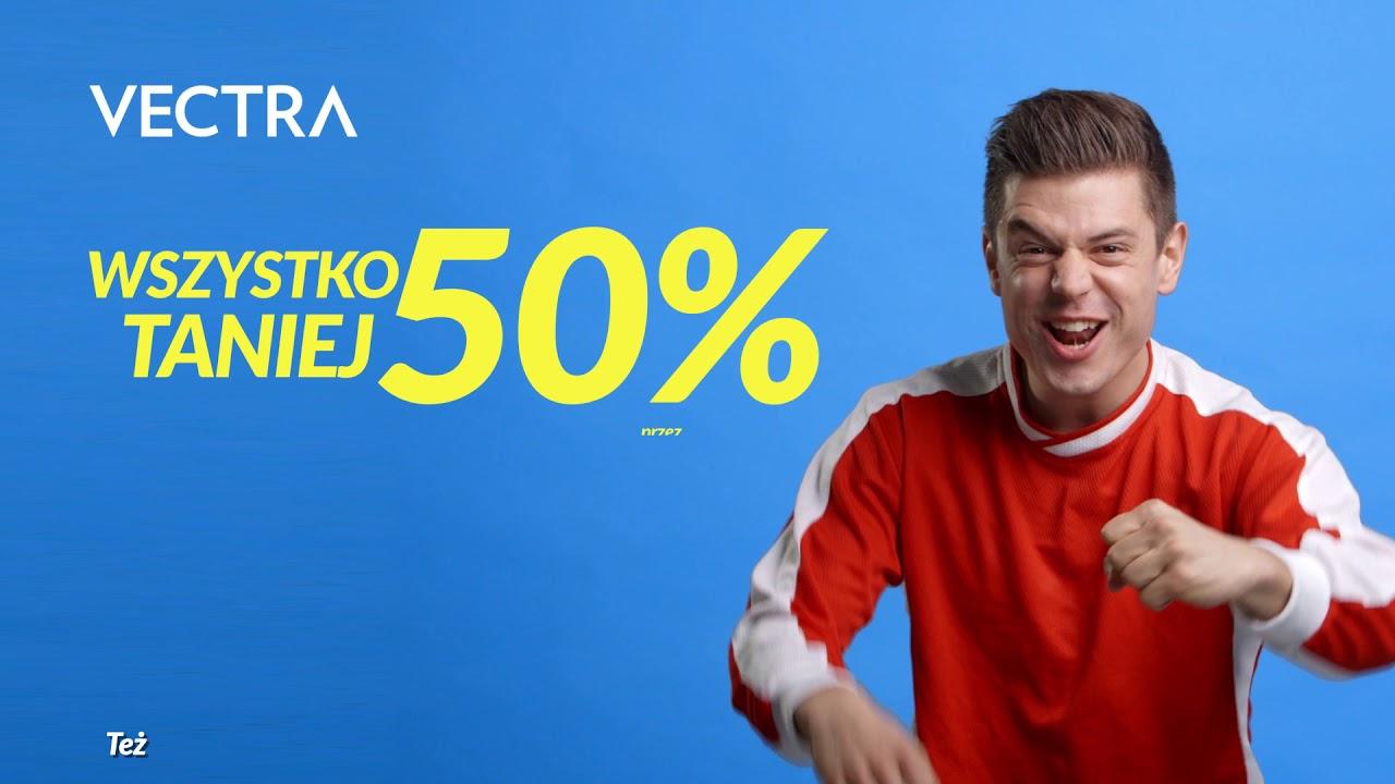 Wszystko 50% taniej - promocje dla kibiców!