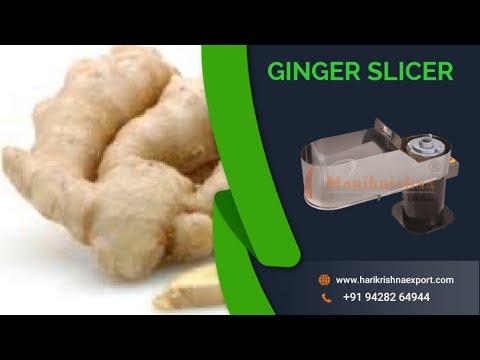 Ginger Cutting Machine/Ginger slicing Machine