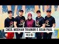 TeacheRobik - Hej DJ by CNCO, Meghan Trainor & Sean Paul