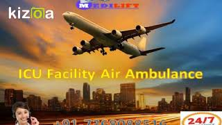 Pick Finest Air Ambulance Service in Bhopal
