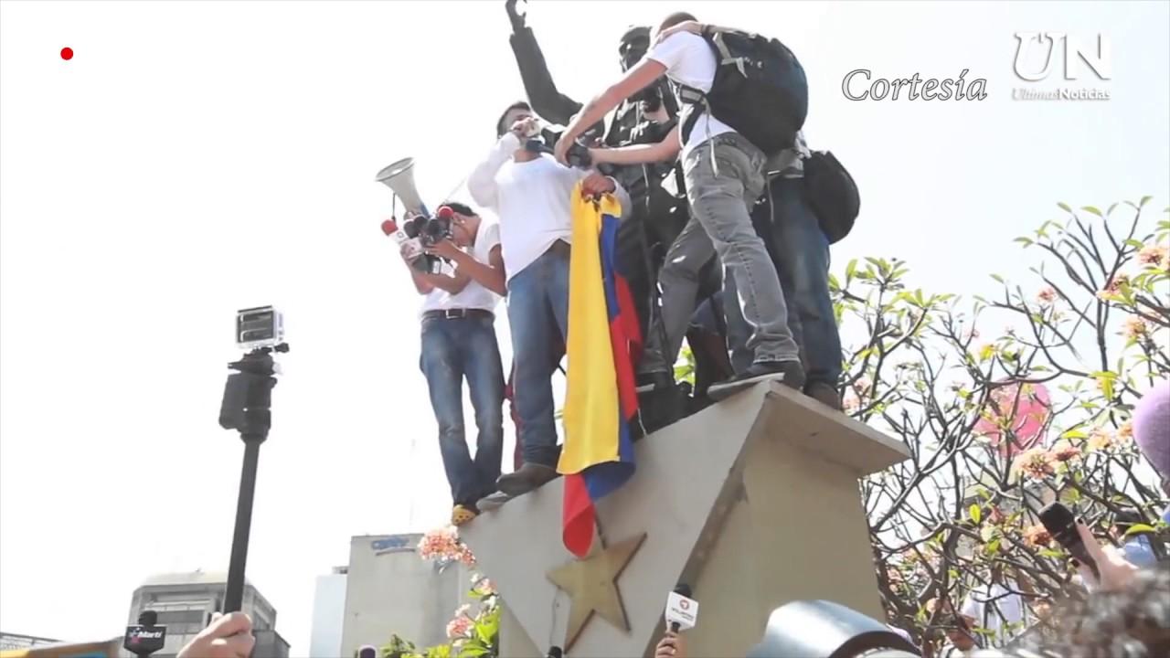 Otorgan casa por cárcel a Leopoldo López