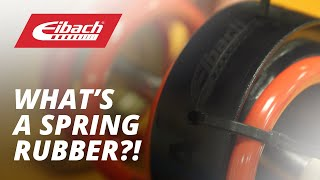 FAQ Friday: What is a spring rubber?