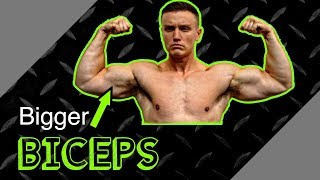 Intense Dumbbell Bicep Finisher | Anabolic Superset by Anabolic Aliens