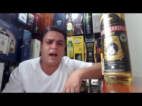 Velho Barreiro Gold – Cachaça – Destilados Brasil – Review #16