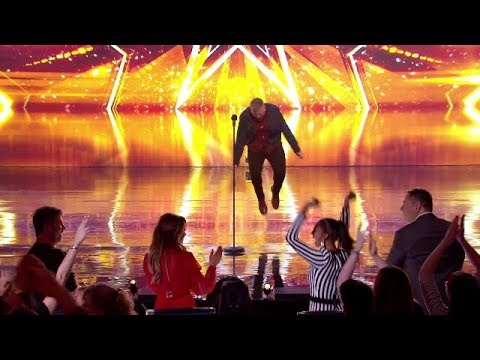 SEMUA 5 EMAS BUZZER Britain's Got Talent 2018
