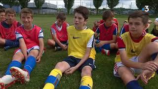 Les Jeunes du Centre Technique et la Coupe du Monde
