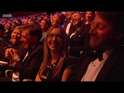 Lee Mack – BAFTA 2019