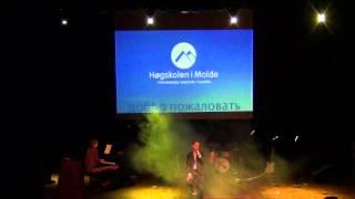 Sigvart Dagsland - Den Ensomme Veien performed by Morten Svindland
