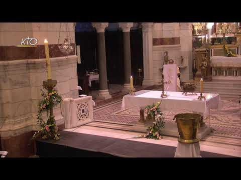 Laudes et Messe du 10 avril 2021 à Notre-Dame de la Garde