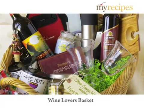 Gift Basket Gift Ideas