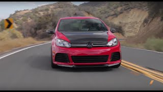 The Insane *740 hp* HPA Volkswagen Golf R -- /TUNED