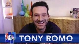 Stephen Learns To Call A Play, Tony Romo Style
