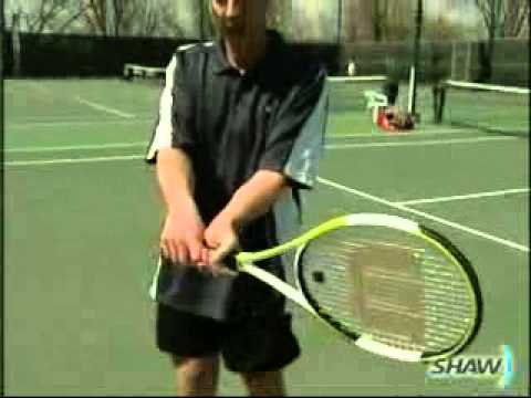 Shaw Tennis Tips: Backhand Swing