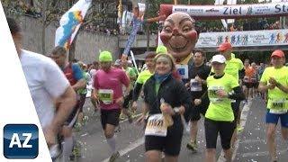 preview picture of video '15. Gutenberg-Marathon in Mainz'