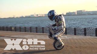 近未来ロボット型・電動一輪ONE-WHEEL 丸山浩の速攻バイクインプレ