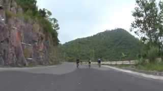 preview picture of video '2014 Nov  カットバ島 復路 Part 1  /  Cat Ba Island Return Path Part 1'